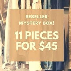 RESELLER MYSTERY BOX!!- 11 PIECES FOR $45